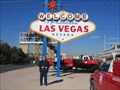 Image for Welcome to Fabulous Las Vegas sign