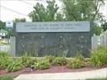 Image for Buchanan, Michigan War Memorial Plaza