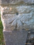 Image for Cut Bench mark and bolt, St Mary's Church - Belstead, Ipswich, Suffolk