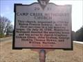 Image for 29 21 - Camp Creek Methodist Church