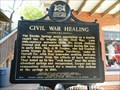 Image for Civil War Healing - Eureka Springs, Ar.
