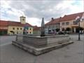 Image for Kašna na námestí - Bavorov, okres Strakonice, CZ