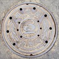 Image for Sewer Manhole Cover  -  Cheonan, Korea