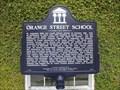 Image for Orange Street School