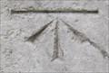 Image for Cut Bench Mark - Fetter Lane, London, UK