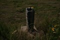 Image for BOD marker on Ellis / Trego CO. line