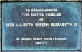 Image for Queen Elizabeth II - St George's Square Garden, London, UK