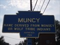 Image for Blue Plaque: Muncy