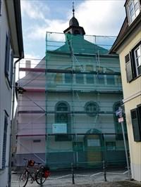 renovation in 2014/2015
