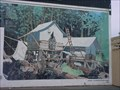 Image for Temporary Homes Mural - Chemainus, BC