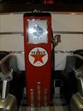 Image for Texaco Pump in Gasoline Allie's - Burlington, IA
