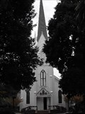 """Image for Church of the Nativity """"roamin' Catholic church"""" - Menlo Park, California"""