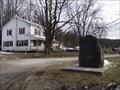 Image for John Godfrey Saxe - Highgate, Vermont