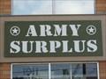 Image for Army Surplus - Kelowna, British Columbia