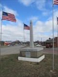 Image for DAR-VFW Veteran's Memorial -- Fort Scott, KS