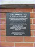 Image for Anne Frank - British Library, Euston Road, London, UK