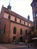 Image for Eglise protestante Saint-Matthieu - Colmar, Alsace, France
