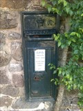 Image for Victorian Post Box Poundstock Cornwall