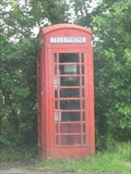 Image for Little  & Great  -Eversden  Red  Telephone Box  -Cambridgeshire