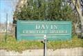 Image for Davis Cemetery - Davis, CA