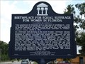 Image for Birthplace for Equal Suffrage for Women in Florida - Fellsmere, FL