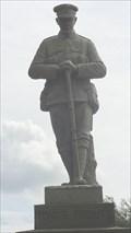 Image for World I War Memorial Soldier – Tong, UK