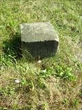 Image for 1881 Survey Stone on Ohio-Pennsylvania border, Offset 25 feet (Mile 45)