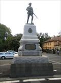 Image for Boer War Memorial, Bendigo, Victoria