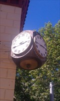 Image for Bay View Federal Savings & Loan Clock - Sacramento, CA