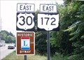 Image for Lincoln Highway Marker  - Canton Township, OH