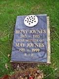 Image for 102- Betsy Joynes - Elsecar Holy Trinity Churchyard, Yorkshire.