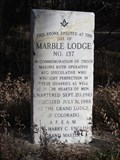 Image for Marble Lodge No. 137 - Marble, CO