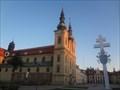 Image for Bazilika Nanebevzetí Panny Marie a svatého Cyrila a Metodeje, Velehrad, CZ