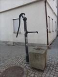Image for Handpumpe Sonnengasse Rottenburg, Germany, BW