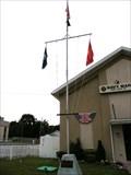 Image for Nautical Flag - Navy Marine Club - Lockport  NY