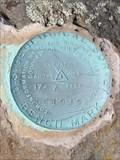 Image for USGS Benchmark - N 6 - Brackney, PA