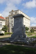 Image for World War I Memorial -- Uptown Vicksburg Historic District -- Vicksburg MS