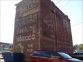 Image for several Tobacco signs - downtown Coshocton