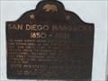 Image for San Diego Barracks, San Diego