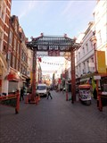 Image for Chinatown Arch - Gerrard Street, London, UK
