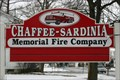 Image for Chaffee Sardinia Memorial Fire Company