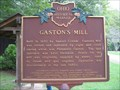 Image for Gaston's Mill