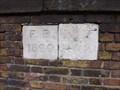 Image for Parish Boundary Markers - Fulham Road, London, UK