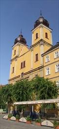 Image for Piarist Church of St. Francis Xaversky - Trencin, Slovakia