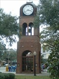 Image for Courthouse Clock, Gainesville, FL