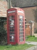 Image for Knapwell Red Telephone Box    - Camb's