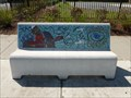 Image for Taj Mahal Tribute Bench - Springfield, MA