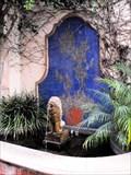 Image for Lion fountain - Santa Barbara, California