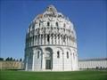 Image for Battistero di San Giovanni - Pisa, Italy