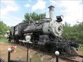 Image for Union Pacific Steam Engine #1242, Cheyenne Botanic Gardens - Cheyenne, WY
